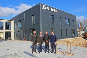 Firmenbesuche - Firma Alfmeier