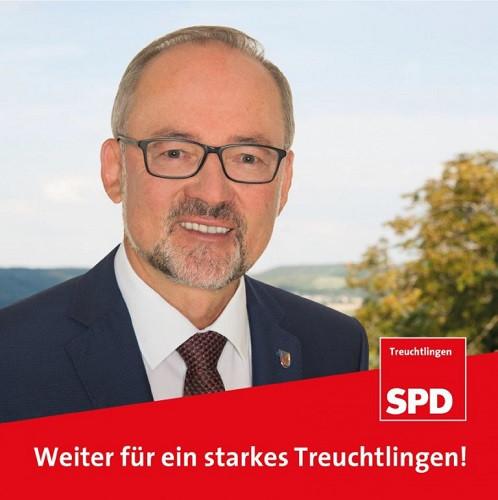 Werner Baum - weiter für ein starkes Treuchtlingen